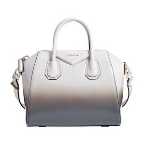 Givenchy Antigona Dégradé Patent Leather Satchel